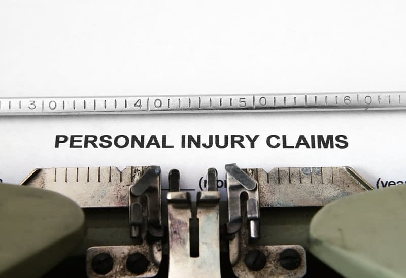 Personal Injury Claims Attorney