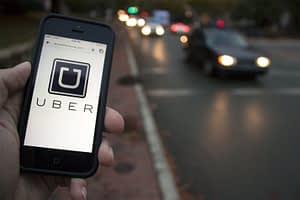 Reporting an Uber/Lyft-Involved Accident