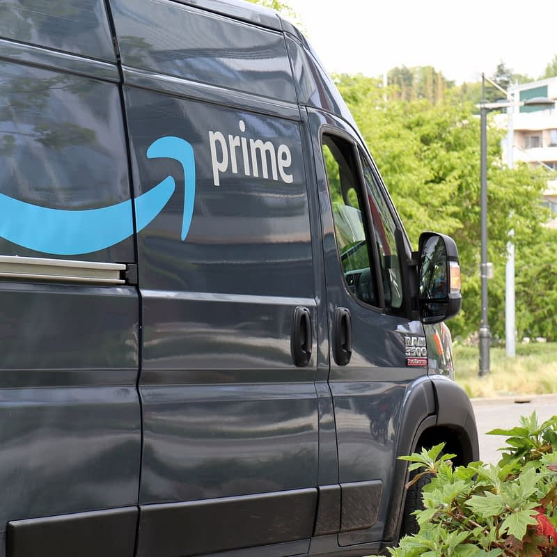Amazon Delivery Truck Accident Attorney